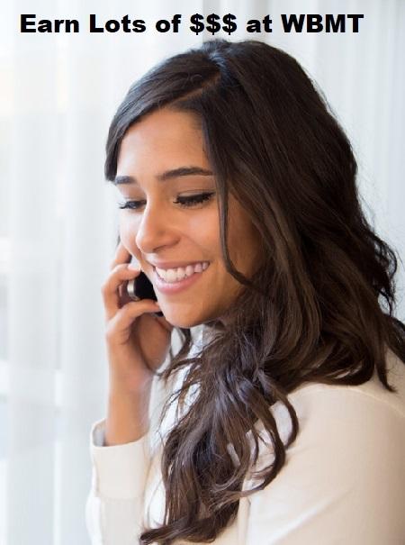 At home phone operator jobs