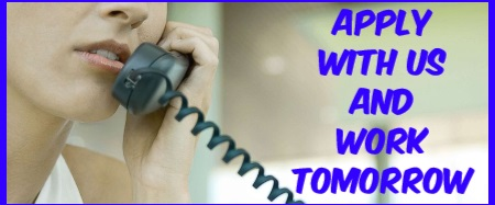 at home phone operator jobs