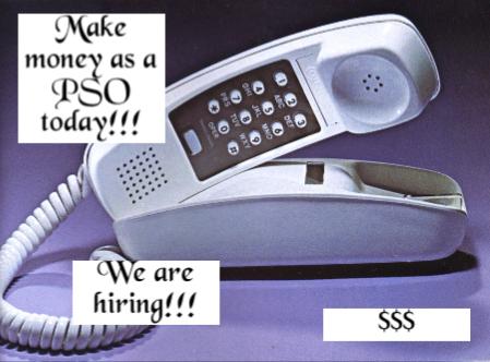 Phone sex operator job applications