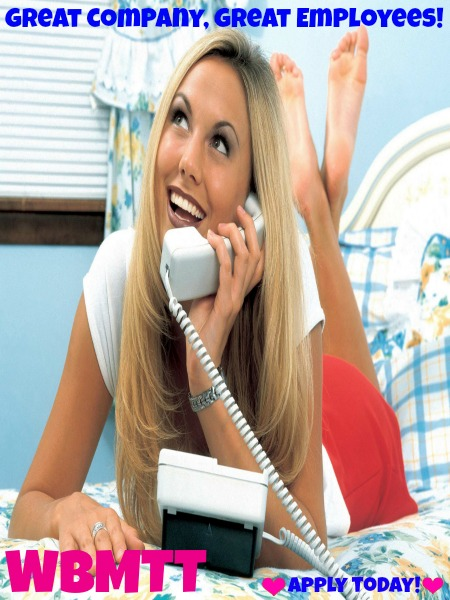 Phone sex operator jobs from home