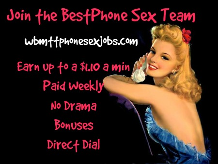 Best phone sex companies to work for